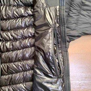 サンダージャケットの内ポケット