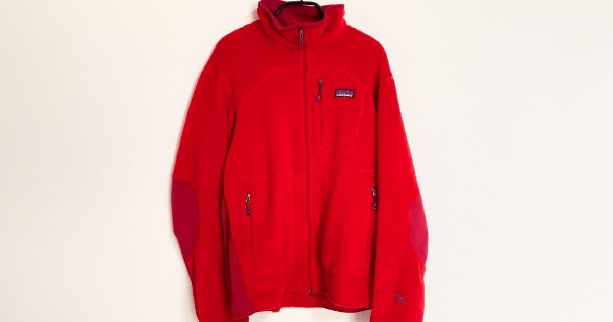 パタゴニアのR2ジャケット